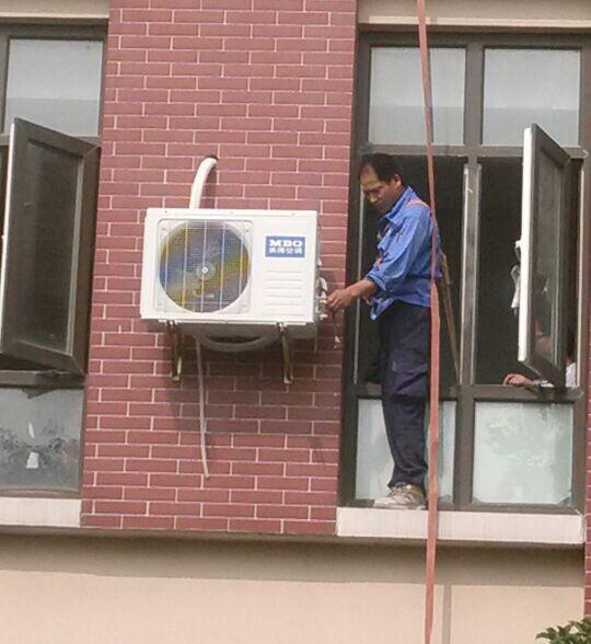 空调怎么样安装才能防止室内机漏水